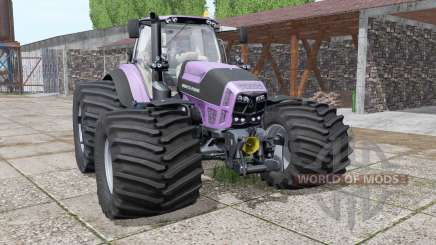 Deutz-Fahr Agrotron 7230 TTV purple для Farming Simulator 2017