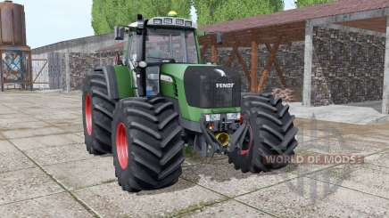 Fendt 920 Vario TMS v1.0.3 для Farming Simulator 2017