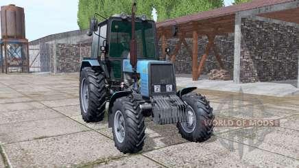 МТЗ 1025 Беларус рабочая светотехника для Farming Simulator 2017