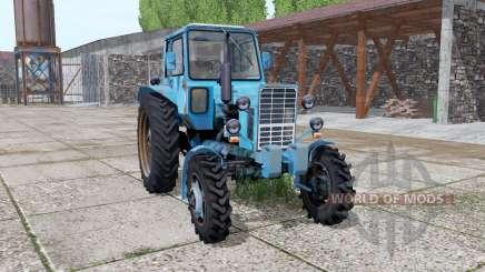 МТЗ 82 Беларус 1985 анимационные части для Farming Simulator 2017
