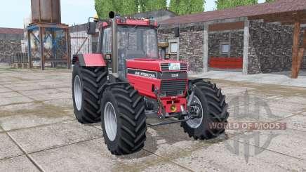 Case International 1255 XL front hitch system для Farming Simulator 2017