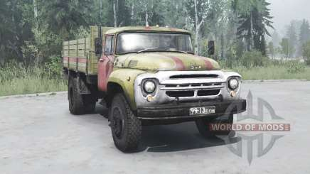 ЗиЛ 130 1964 Аварийка для MudRunner
