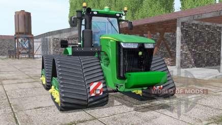 John Deere 9560RX 1250hp для Farming Simulator 2017