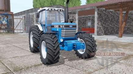 Ford TW-15 v1.3 для Farming Simulator 2017