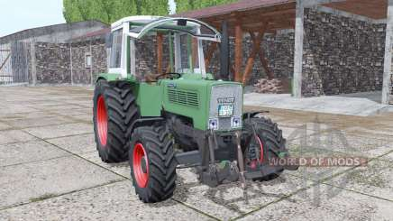 Fendt Farmer 102 S Turbomatik v2.0 для Farming Simulator 2017