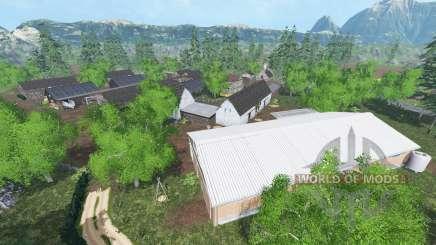 Аккендорф для Farming Simulator 2015