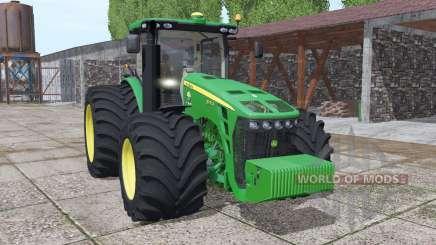 John Deere 8270R USA v3.2 для Farming Simulator 2017