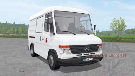 Mercedes-Benz Vario 614 D 1996 для Farming Simulator 2017