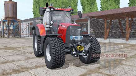 Case IH Puma 175 CVX red viper для Farming Simulator 2017