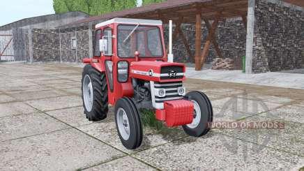 Massey Ferguson 148 v1.1 для Farming Simulator 2017