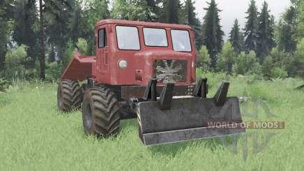 ТТ-4 колёсный для Spin Tires