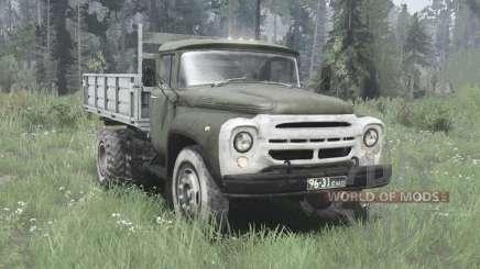 ЗиЛ 130Б 1964 для MudRunner
