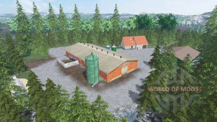Санкт-Файт-ам-Фогау для Farming Simulator 2015