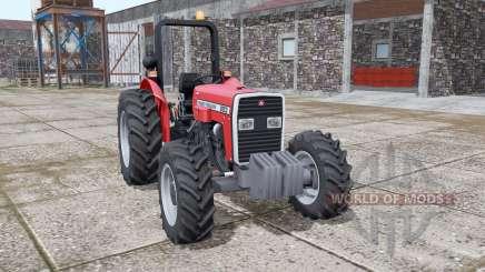 Massey Ferguson 253 для Farming Simulator 2017