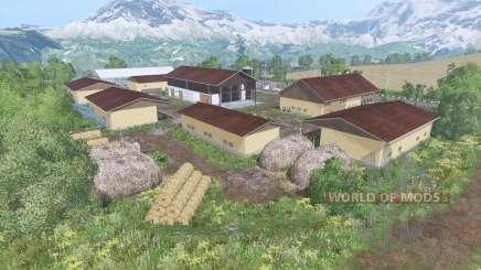 Paradise Valley для Farming Simulator 2015