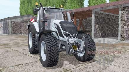 Valtra T154 more realistic для Farming Simulator 2017