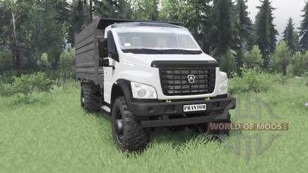 ГАЗ ГАЗон Next (C41R13) 2014 для Spin Tires