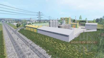 Балдейкино v3.2.1 для Farming Simulator 2015