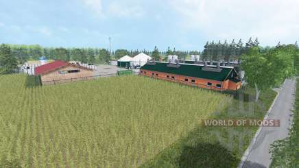 Klein Nordende для Farming Simulator 2015