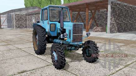 МТЗ 82 Беларус 1985 для Farming Simulator 2017