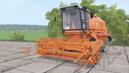 Bizon Rekord Z058 animation parts для Farming Simulator 2017
