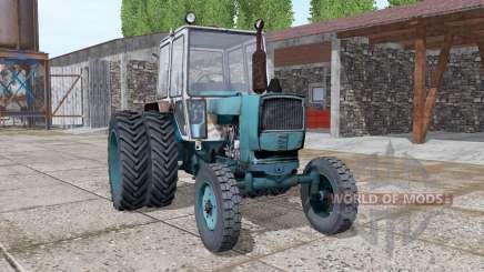 ЮМЗ 6КЛ с ПКУ v1.3 для Farming Simulator 2017