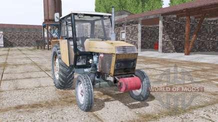 URSUS 912 light brown для Farming Simulator 2017