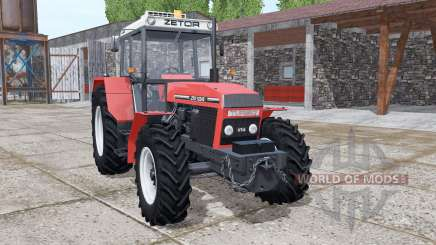 ZTS 12245 Turbo для Farming Simulator 2017