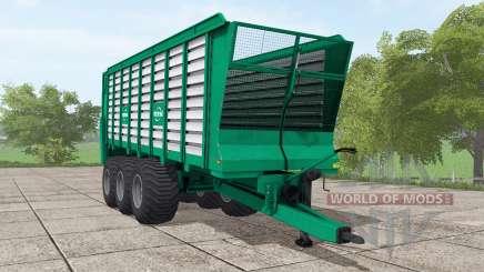 Tebbe ST 550 для Farming Simulator 2017