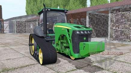 John Deere 8295RT EU v2.0 для Farming Simulator 2017