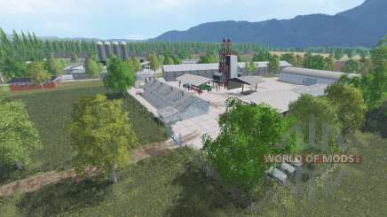 Хоэнфельде v2.0 для Farming Simulator 2015