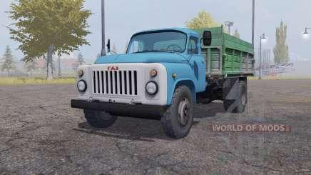 ГАЗ САЗ 53Б v2.0 для Farming Simulator 2013