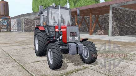 МТЗ 820 Беларус Agropanonka для Farming Simulator 2017