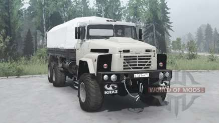 КрАЗ 260 льняной для MudRunner