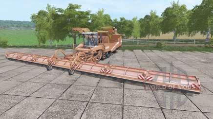 Grimme Tectron 415 pack v1.2 для Farming Simulator 2017