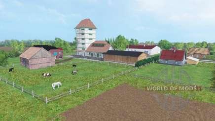 Гольштейнская Швейцария для Farming Simulator 2015