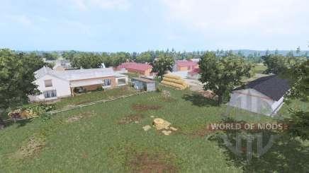Debowiec v2.0 для Farming Simulator 2015