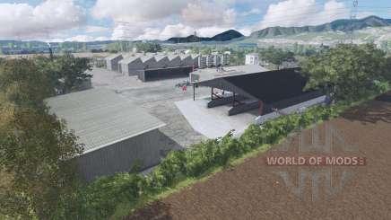 Дельта-дель-Эбро для Farming Simulator 2015
