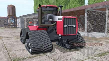 Case IH Steiger 9380 QuadTrac для Farming Simulator 2017
