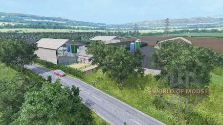 Melbury Estate v1.1 для Farming Simulator 2015