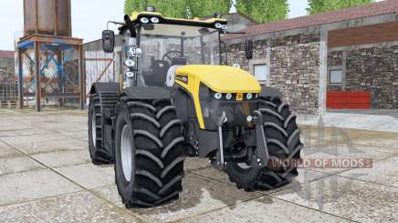 JCB Fastrac 4160 для Farming Simulator 2017