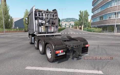 Mercedes-Benz Arocs SLT 2013 v1.5.3.4 для Euro Truck Simulator 2