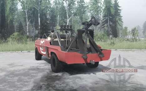 Snake Truck для Spintires MudRunner