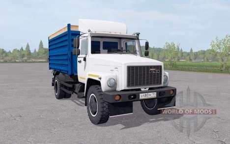ГАЗ САЗ 35071 v1.1 для Farming Simulator 2017