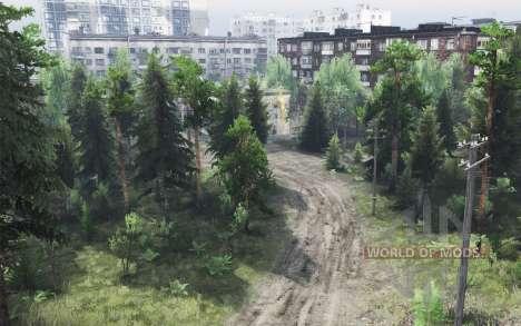 МЧС России - Миссия Лесовозы для Spin Tires