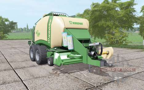 Krone BiG Pack 1290 HDP (XC) для Farming Simulator 2017