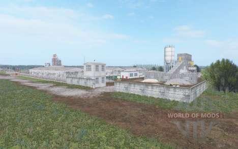 Черновское для Farming Simulator 2017