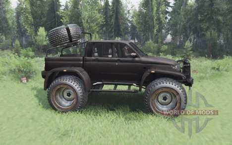 Ямал H-4 L 2013 для Spin Tires