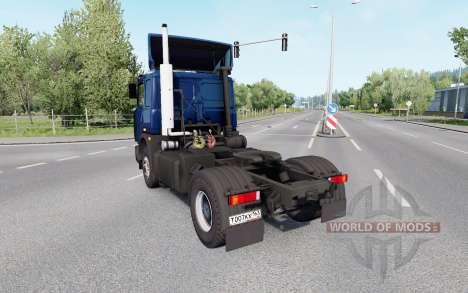 МАЗ 54323 с полуприцепом для Euro Truck Simulator 2