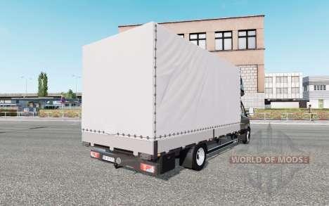 Volkswagen Crafter v2.0 для Euro Truck Simulator 2